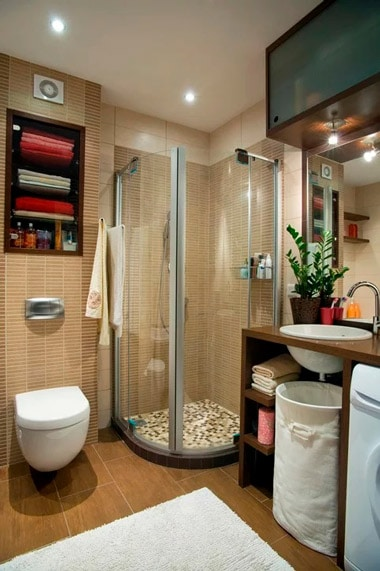 Feng shui y los cuartos de baño, feng shui tradicional, naturaleza feng shui, hogar con feng shui