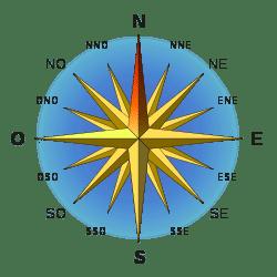 LA ENERGÍA DE LAS ORIENTACIONES – NORTE