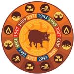 Cerdo, Calculadora cuatro pilares, Ba Zi, carta astral china, horoscopo chino, feng shui, estudios de feng shui tradicional