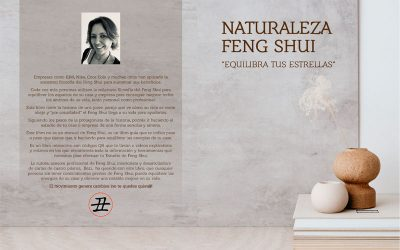NATURALEZA FENG SHUI – Equilibra tus estrellas –